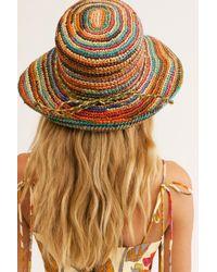 Free People Sweet Pea Straw Hat