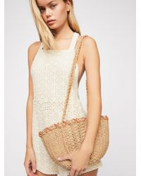 Free People - Island Short Overall - Lyst
