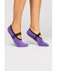 Free People - Ballet Barre Yoga Sock - Lyst