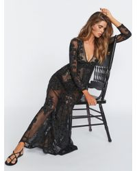 Free People Temecula Maxi Dress By For Love & Lemons