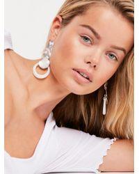 Free People - Gold Dust Earrings - Lyst
