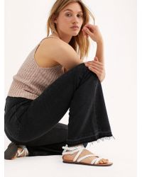 Free People - Mindy Rigid Flare Jeans By We The Free - Lyst