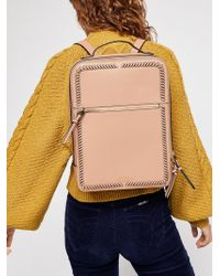 Free People - Kaya Laptop Backpack By Calpak - Lyst