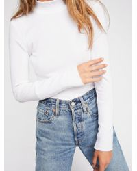 Free People - The Rickie Top - Lyst