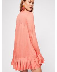 Free People - Your Girl Tunic - Lyst