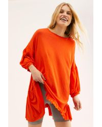 Free People - Riverside Tunic By Fp Beach - Lyst