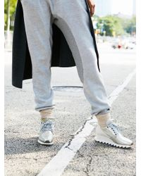 Free People   Stanley Woven Trainer   Lyst