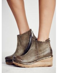 Free People - Below Sunset Clog Boot - Lyst