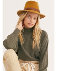 Free People - Walker Felt Hat By Bailey Of Hollywood - Lyst