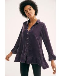 Free People - Beverly Tunic By Cp Shades - Lyst