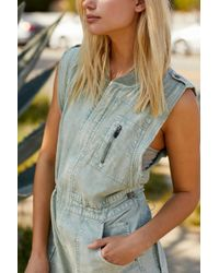 Free People - Geronimo Coverall By Fp Movement - Lyst