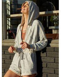 Free People - Neneh Tracksuit Onesie - Lyst
