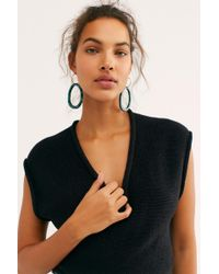 Free People - Wish You Were Here Wrap Top - Lyst