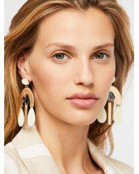 Free People - Astoria Earrings - Lyst