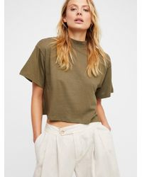 Free People - Need You Tee - Lyst