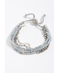 Free People - Serefina 7 In 1 Bracelet - Lyst