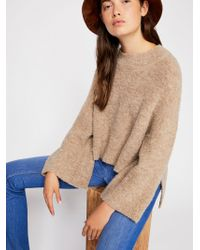 Free People - Cosy Thoughts Pullover - Lyst