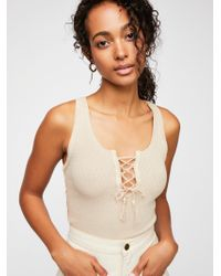 Free People - We The Free Sunny Tank - Lyst