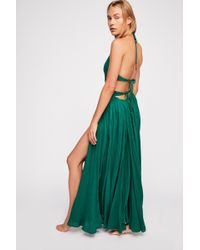 Free People - Lille Maxi Dress By Endless Summer - Lyst
