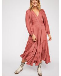 Free People - I Need To Know Maxi Dress By Endless Summer - Lyst