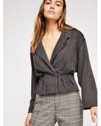 Free People - Only You Pullover Top - Lyst