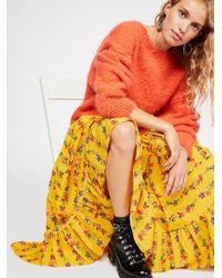 Free People - Marieta Dress - Lyst