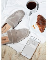 Free People | Velvet At Ease Loafer | Lyst