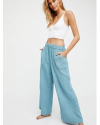 Free People - Everything Sleep Pant - Lyst