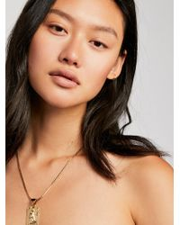 Free People - Praying Necklace By Vanessa Mooney - Lyst