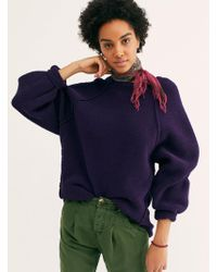 Free People - Cozy Up Pullover - Lyst