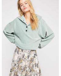 Free People - Serena Pullover - Lyst