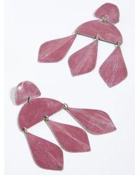 Free People | Kalaiya Patina Earrings | Lyst