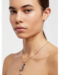 Free People - Washed Ashore Ladder Necklace - Lyst