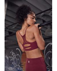 d6e0bd530e9 Free People - Cool Down Racer Back Bra By Fp Movement - Lyst
