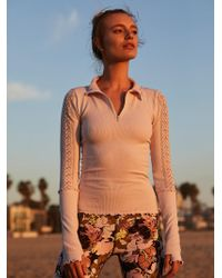 Free People - Seamless Femme Layering Top - Lyst