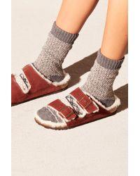 Free People - Fairisle Camp Sock By Foxriver - Lyst