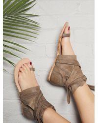 Free People | Delaney Boot Sandal | Lyst