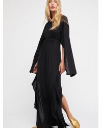 Free People - Fantasy Maxi Dress - Lyst