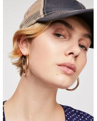 Free People - Sunbleached Ball Cap - Lyst