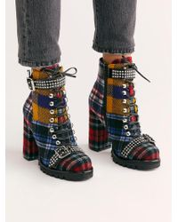 Free People - Lilith Ii Platform Boot - Lyst