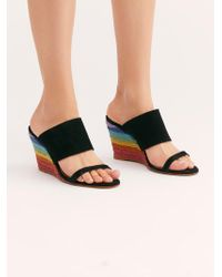 Free People - Glorieta Wedge - Lyst