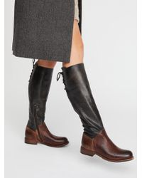 Free People - Manchester Tall Boot - Lyst