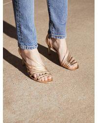 Free People   Shoes Heels & Wedges Disco Fever Heel   Lyst