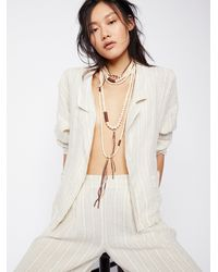 Free People - Tibetan Sunrise Necklace - Lyst