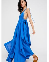 Free People - Tropical Heat Maxi Dress - Lyst