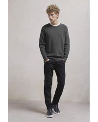 French Connection - Winter Cotton Rib Knit Jumper - Lyst