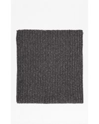 French Connection - Riva Knit Scarf - Lyst