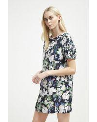 French Connection - Dreda Drape Tunic Dress - Lyst
