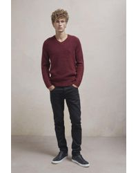 French Connection   Soft Mohair Long Sleeved Jumper   Lyst
