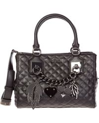Guess - Handbag Cross-body Messenger Bag Purse Stassie - Lyst